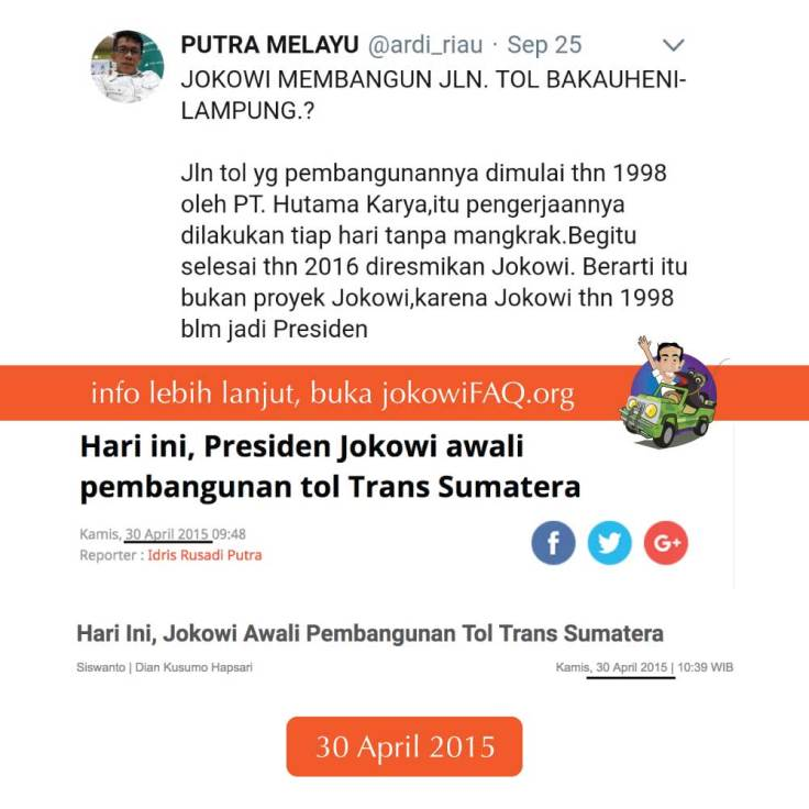 tol-sumatera